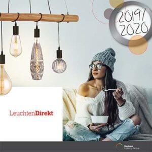 Leuchten Direkt Katalog Cover 2020